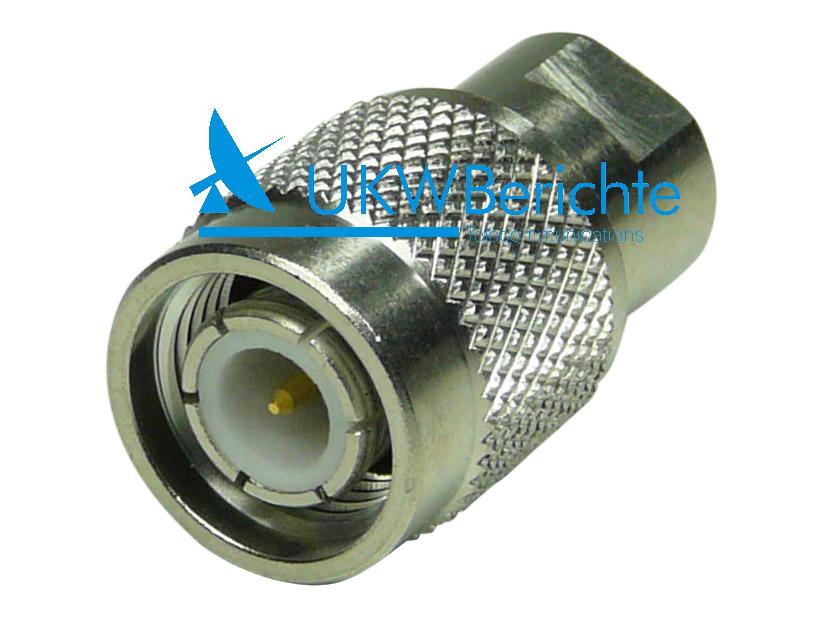 FME-Adapter FME-Stecker auf TNC-Stecker