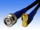 Adapter-Kabel / coax cable assemblies